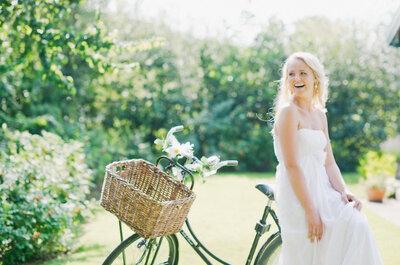 Inspírate en las tendencias para bodas 2013