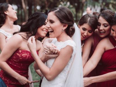 8 cosas súper divertidas que debes hacer con tus damas de boda antes del gran día