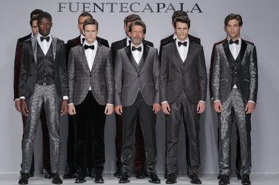 Trajes de noivos super elegantes 2014