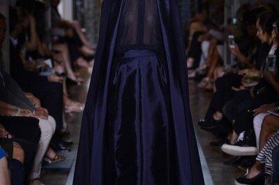 Suknie i sukienki na wesele z kolekcji Valentino 2013