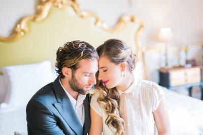 Hochzeitsnacht: Erwartungen vs. Realität!