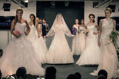 Hochzeitstrends und Festideen entdecken - auf der Hochzeitsmesse