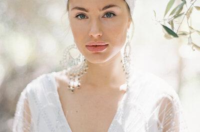 Maquillaje de novia 2017. ¡Dale un repaso a los acabados de tendencia!