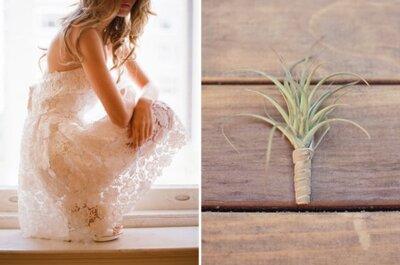 2 nuevas tendencias para novias naturales
