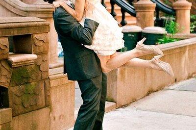 Noivas de vestido curto: opção moderna e prática