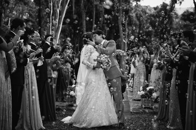 ¿Una boda deliciosa al aire libre? ¡En Málaga es posible!
