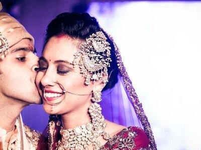 Dashing Real Wedding of Sanam and Rohan: The one with the relationship more than a decade