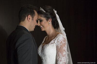Marcela & Kleber: casamento clássico animadíssimo em São Paulo