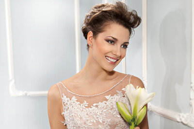5 dicas para entender as coleções de vestido de noiva 2014