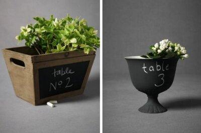 Centros de mesa estilo vintage: tendencias 2013