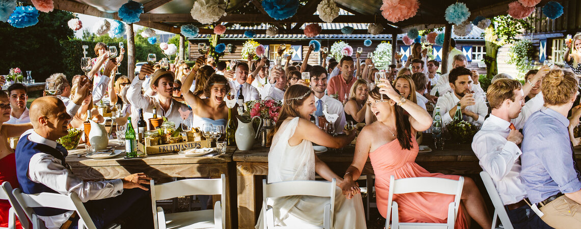 Catering op je bruiloft? Deze cateraars uit Utrecht zorgen ervoor dat jij een (h)eerlijke trouwdag hebt!