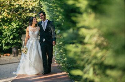 Real Wedding: Neuza + Zé - a wedding in Palacio Rauliana in Portugal