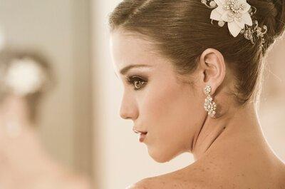 Cómo lograr un maquillaje fresco y natural para novia