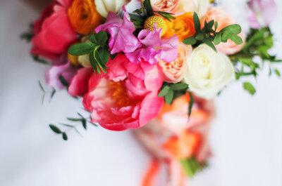 Свадебные букеты: 5 тенденций букета невесты 2016