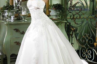 Sélection de robes de mariée Miss Kelly 2013
