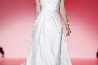 Asymmetrische Brautkleider – ein kleiner Auszug aus den Kollektionen 2013