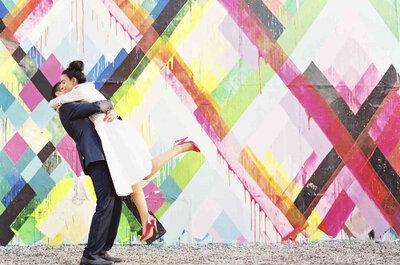 20 formas para mantenerte súper creativa durante la planeación de tu boda