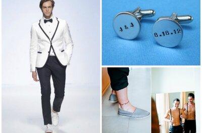 Nein zum klassischen Bräutigam-Anzug! Das sind die Alternativen