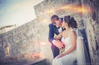 Cómo celebrar tu aniversario de boda: 8 maneras increíbles y románticas de hacerlo