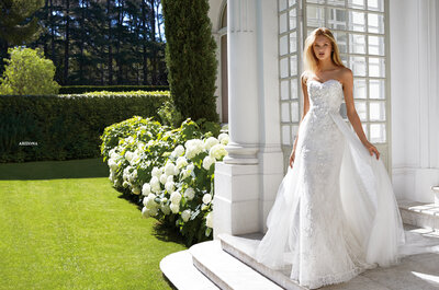 Les 10 robes de mariée Pronovias les plus impressionnantes pour 2017