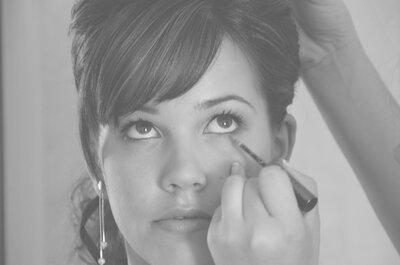 Maquillaje natural y a domicilio para el día de tu boda