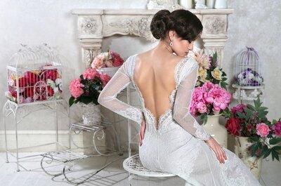 Les 5 raisons de choisir une robe de mariée sur mesure pour votre mariage