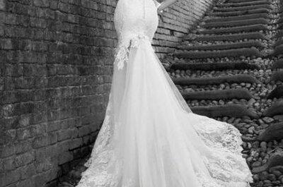 Los 50 vestidos de novia más divinos que podrás lucir en el 2015