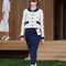 Chanel bij Paris Fashion Week Spring-Summer 2016.