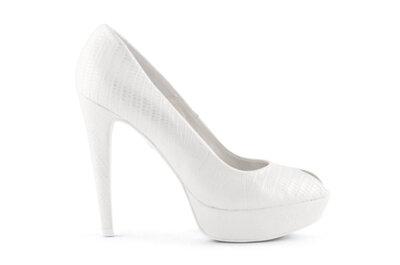 Zapatos de novia de la colección de Rosa Clará 2013, un sueño para tus pies