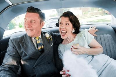 Explota el boom del vintage... incluso la lista de bodas