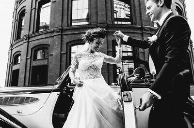 Динамичный репортаж: живые свадебные фотографии вместе с Meteltsev Wedding Photo!