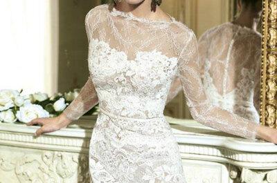 Sexy Braut-Dessous 2014