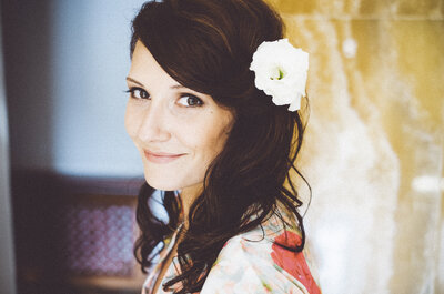 El retrato del sentimiento de amar a alguien: ¡las fotos de boda que querrás tener!