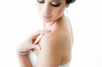 8 Tips para que tu piel luzca radiante en tu boda