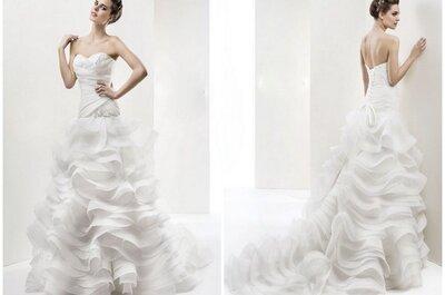 El vestido de la semana: un diseño estilo princesa de Cabotine