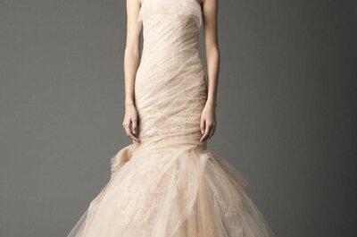 El vestido de novia de la semana: Vera Wang