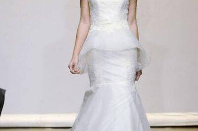 O nosso top 10 da colecção de vestidos de noiva Ines di Santo Outono 2013