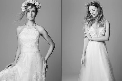 Dicas para noivas: penteados com flores no cabelo