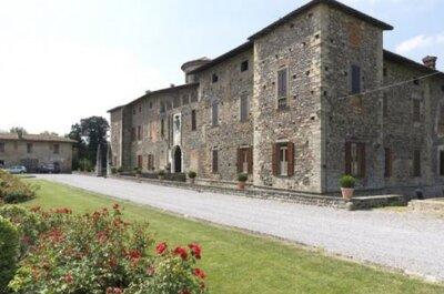 5 castelli per matrimoni in Lombardia per vere nozze da favola