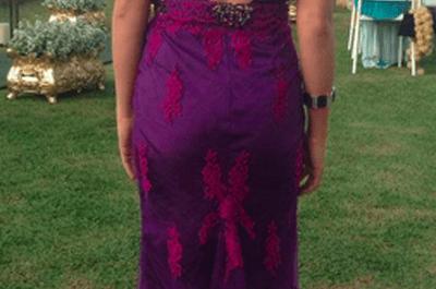 Top: vestidos para madrinhas com as costas trabalhadas