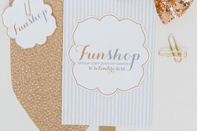 Funshop Brancoprata: porque casar pode ser divertido