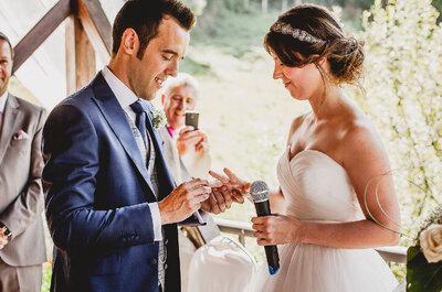 ¿Qué necesitas para organizar un matrimonio de día? ¡Aquí algunos consejos de empresas especializadas!