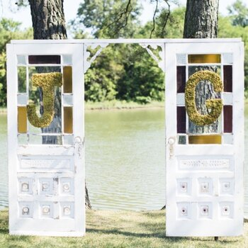 Inspírate en los detalles de estos altares de boda, los mejores para tu ceremonia religiosa