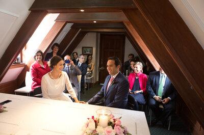 Cómo personalizar tu matrimonio civil: 7 consejos que no puedes perderte