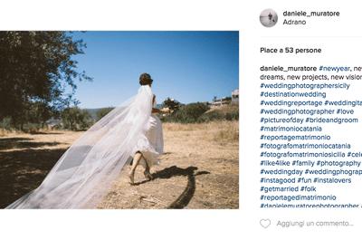 8 veli da sposa incantevoli che abbiamo visto su Instagram