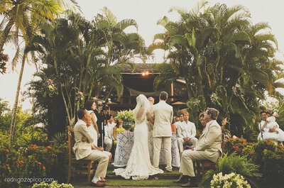 25 ideias perfeitas de decoração com diferentes estampas para seu casamento