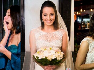 Clara & Lau: casamento SURPRESA em Itaipava é pura emoção!