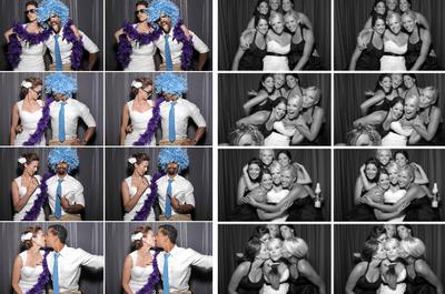 3 estilos de cabinas de foto para tu boda