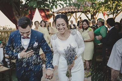 Dúvidas na véspera do casamento? Você não está só!
