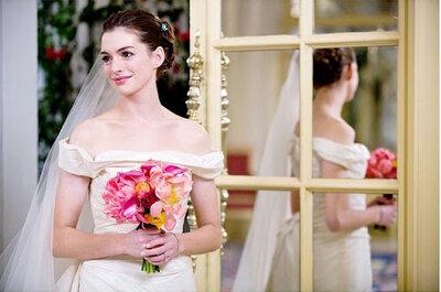 El vestido de la semana se lo lleva Anne Hathaway